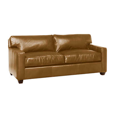 Picture of Fulton Leather Loveseat
