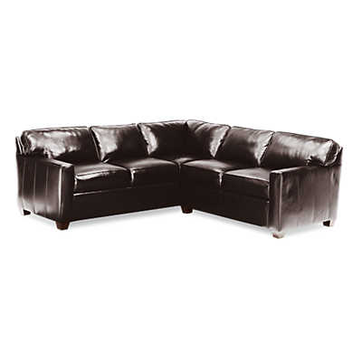 Picture of Fulton Leather Sectional Sofa
