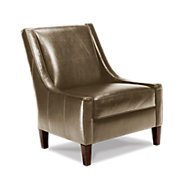 Picture of Macon Leather Lounge Chair