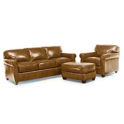 Picture of Fairgate Leather Living Room Set