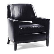 Picture of Fig Leather Lounge Chair