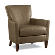 Picture of Royston Leather Lounge Chair