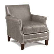 Picture of Huey Leather Lounge Chair