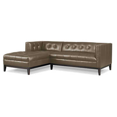 Picture of Rubicon Leather Sofa Chaise