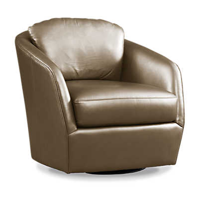 Picture of Gage Leather Lounge Chair