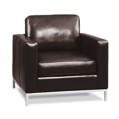 Picture of Bradock Leather Lounge Chair
