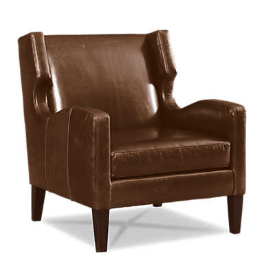 Picture of Seacroft Leather Lounge Chair