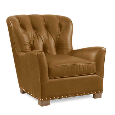 Picture of Ashby Leather Lounge Chair