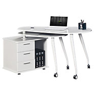Picture of Rotating Computer Desk