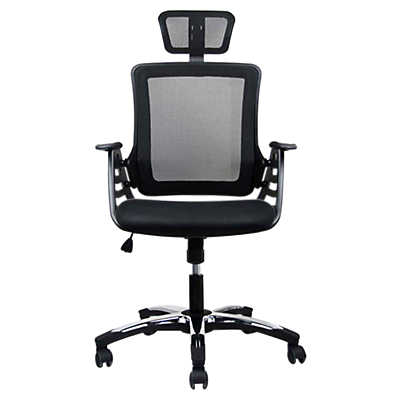 Picture of Techni Mobili Executive High Back Mesh Chair with Headrest