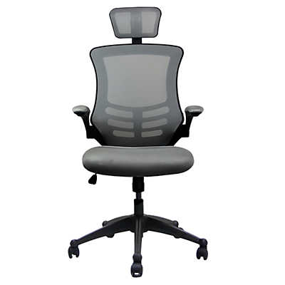 Picture of Techni Mobili Executive High Back Chair with Headrest