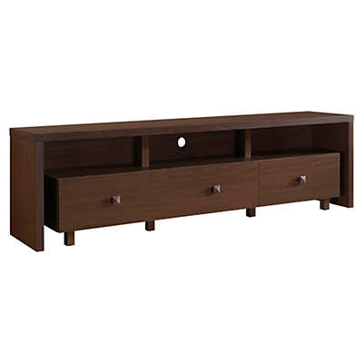 Picture of Modern TV Stand with 3 Drawers
