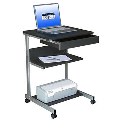 Picture of Laptop Desk with Casters