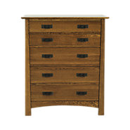Picture of Pacific Shores 5 Drawer Chest