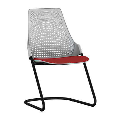 Picture of Sayl Side Chair, Sled Base