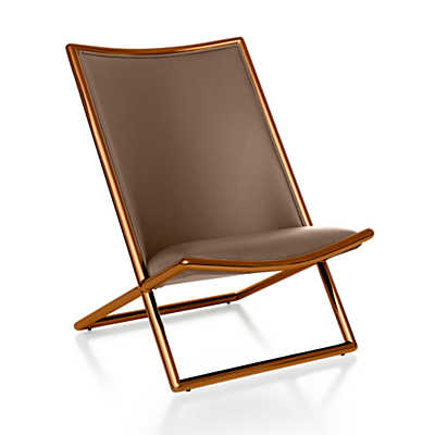 Picture of Ward Bennett Scissor Chair