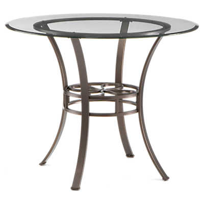 Picture of Traube Dining Table w/ Glass Top