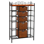 Picture of Careme 5-Drawer Baker's Rack