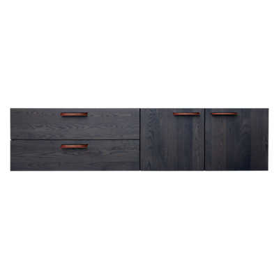 Picture of Shale 2 Door / 2 Drawer Wall-Mounted Cabinet