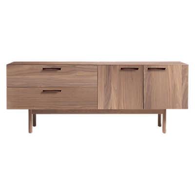 Picture of Shale 2 Drawer 2 Door Dresser
