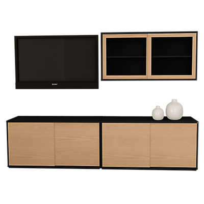 Picture of Skovby MODO Entertainment and Storage Wall SM 732-742