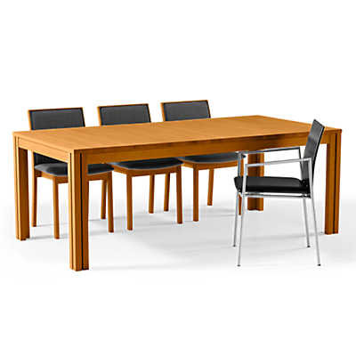 Picture of Skovby Rectangular Extending Dining Table SM 24