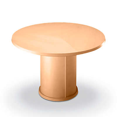 Picture of Skovby Round Expanding Dining Table SM 32
