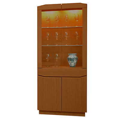 Picture of Skovby Display Cabinet SM 352