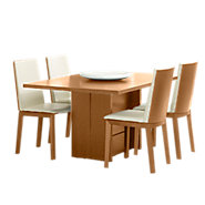Picture of Skovby Rectangular Extending Dining Table SM 35