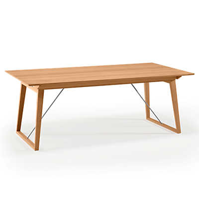 Picture of Skovby Rectangle Extending Dining Table SM 38