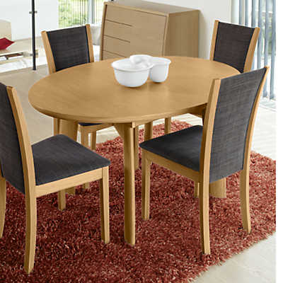 Picture of Skovby Ellipse Extending Dining Table SM 70