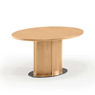Picture of Skovby Oval Extending Dining Table SM 72
