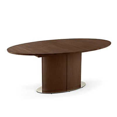 Picture of Skovby Oval Extending Dining Table SM 73