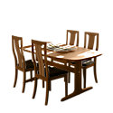 Picture of Skovby Ellipse Extending Dining Table SM 74