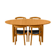 Picture of Skovby Dining Table SM 78