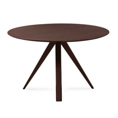Picture of Nova Round Maple Dining Table