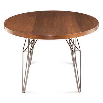 Picture of LEM Ellipse Dining Table in Black Walnut