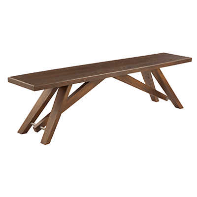 Picture of South End Oak Bench
