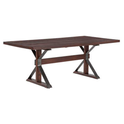 Picture of Tremont Rectangular Extension Oak Dining Table