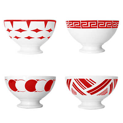 Picture of Mesopotamia Deco Bowls, Set of 4