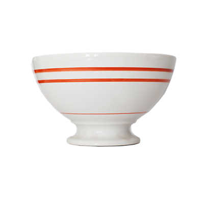 Picture of Camden Red Au Lait Red Bowls, Set of 2