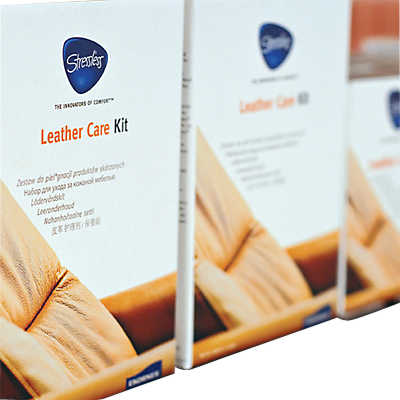 Picture of Stressless Leather and Fabric Care Kit