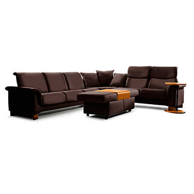 stressless paradise sectional by ekornes. Black Bedroom Furniture Sets. Home Design Ideas
