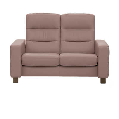 Picture of Stressless Wave Loveseat, Highback
