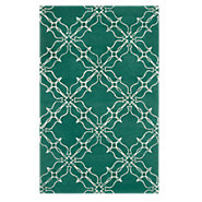 Picture of Aimee Wilder Floral Block Rug