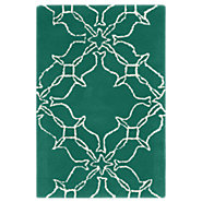 Picture of Aimee Wilder Floral Block Entry Mat