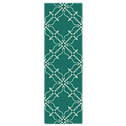 Picture of Aimee Wilder Floral Block Runner