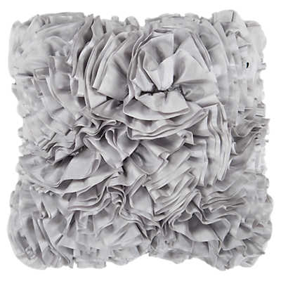 Picture of Frills Silver Pillow
