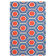 Picture of Fallon Hexagon Rug