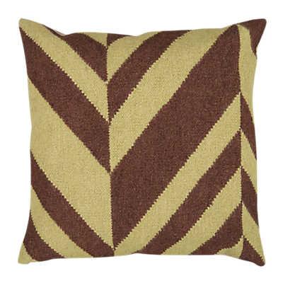 Picture of Fallon Stripe Pillow, Lime